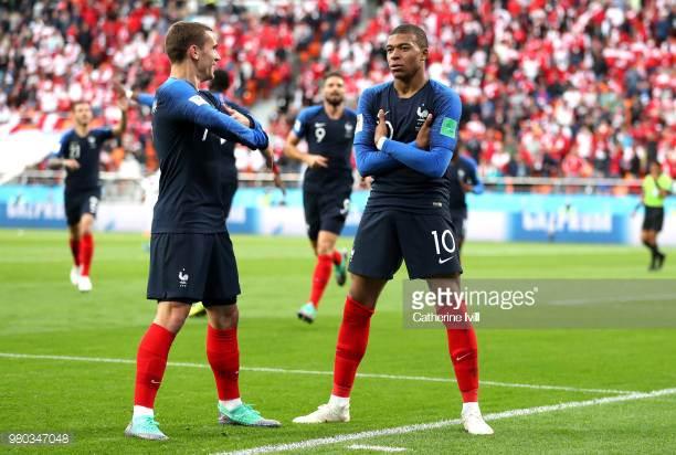 Dommerfeil ødela VM-finalen! Frankrike vant!