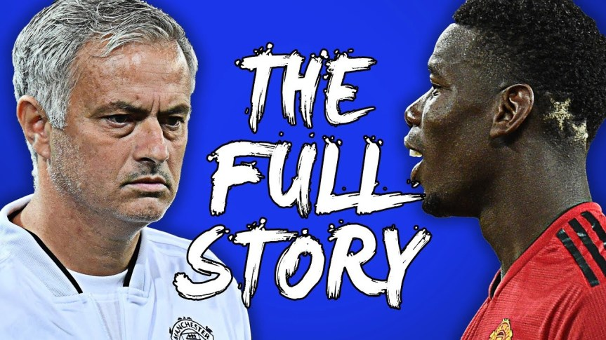 Pogba ferdig i Manchester United!