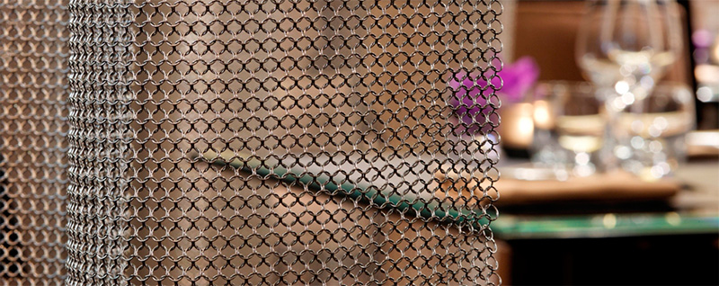 chain mail curtains uk high end room