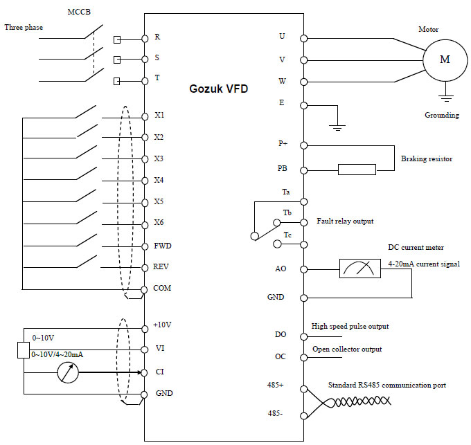 danfoss vfd wiring diagram emergency stop danfoss wiring diagrams