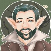 Icon of Adam Hancock as an elf