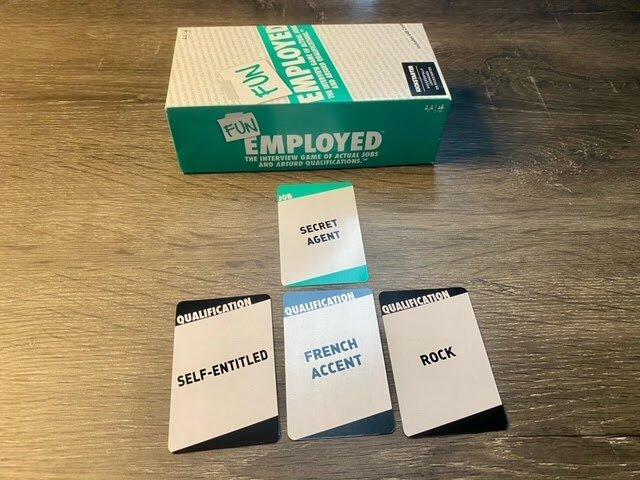 FunEmployed Game Box