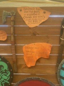 price list for custom shields