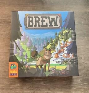 Brew Box Art