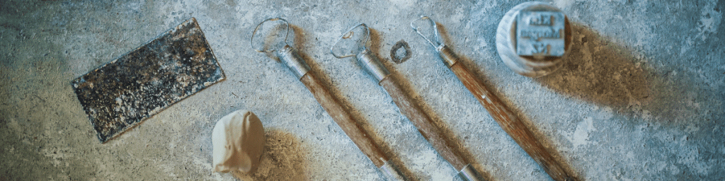 Potters Tools Image