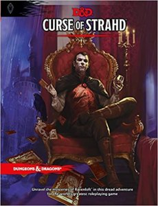 Book Cover for Curse of Strahd