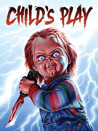 Cover art for Childs Play 1988