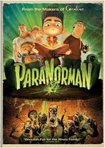 Cover Art for Paranorman movie