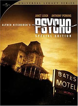 Box art for Psycho 1960