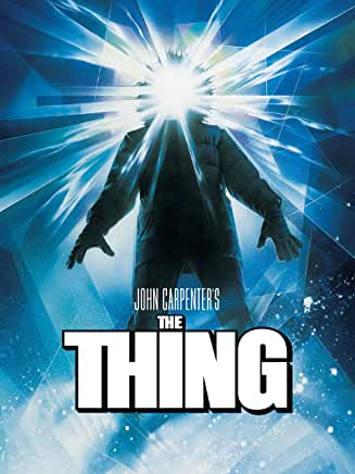 Box art for The Thing from 1982