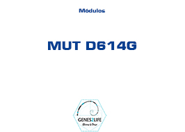 Modulo MUT D614G