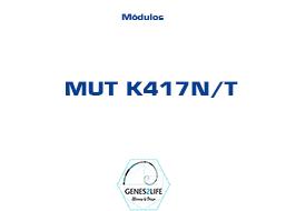 Modulo MUT K417N/T