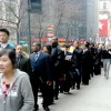 New York City Unemployment Line