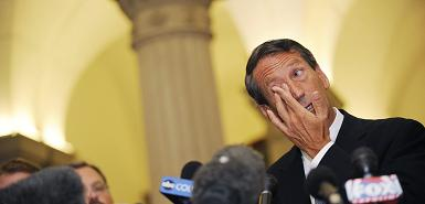 Mark Sanford - Tears of a clown