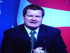 Erick Erickson of RedState at CPAC
