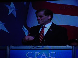 Va Governor at CPAC