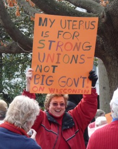Unions, Liberals and Disgust go hand in hand