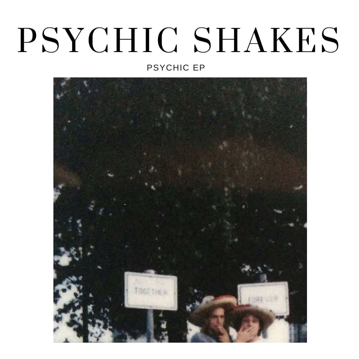 Psychic Shakes EP cover