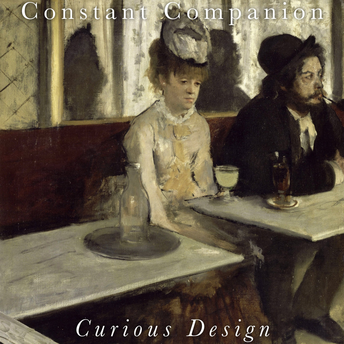 constant companion curious design album art