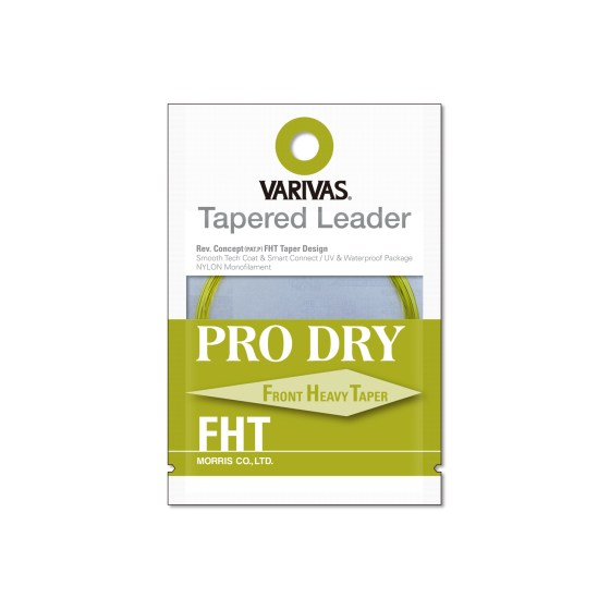 Tapered Leader PRO DRY FHT