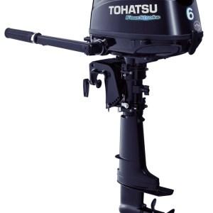 Εξωλέμβια μηχανή θαλάσσης Tohatsu 6 hp ιππων