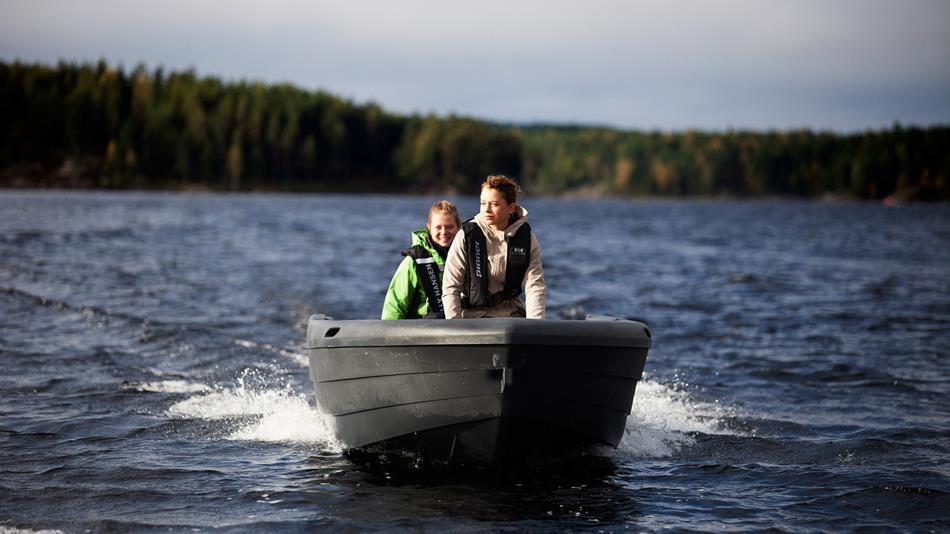 Pioner 12 maxi βάρκα για ψάρεμα