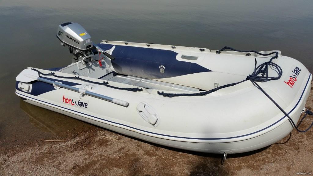 Φουσκωτή βάρκα Honwave T30 by Honda marine