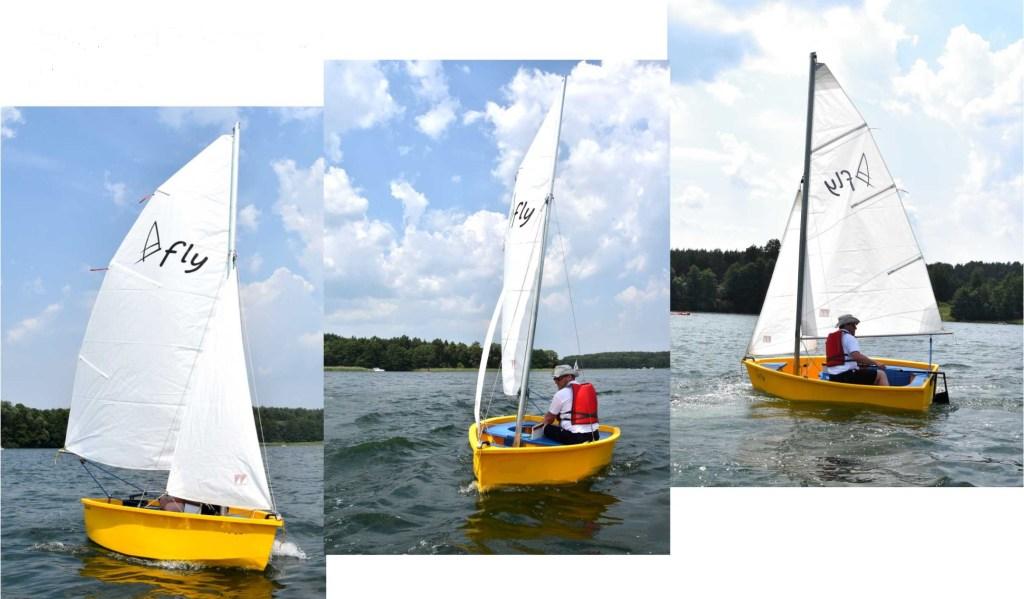 Marin 260 sail βαρκα με πανιά