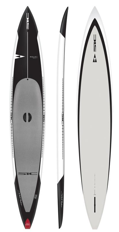 Σανίδα stand up paddleboard SUP SiC Maui BULLET 14 V2