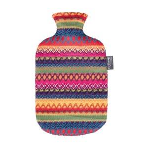 Fashy värmeflaska Inka - 2 l med fodral