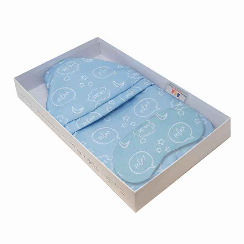 THWBS Rest & Relax Dream Ice Blue presentask