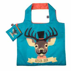 ANYBAGS shoppingkasse Hipster Deer