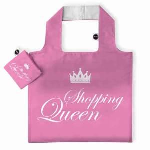 ANYBAGS shoppingkasse Shopping Queen