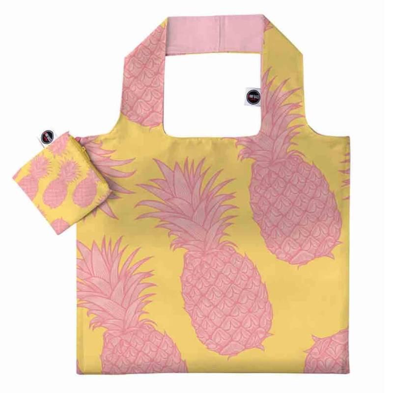 ANYBAGS shoppingkasse Pineapple
