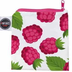 ANYBAGS shoppingkasse Raspberry - förvaringspåse