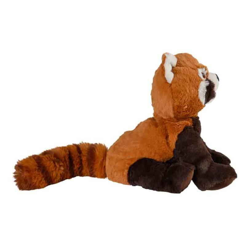 Warmies röd panda - värmedjur sida
