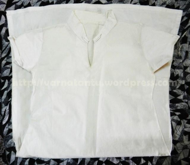 11T White Kameez