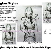 How To Make Raglan Bodice & Raglan Sleeves?