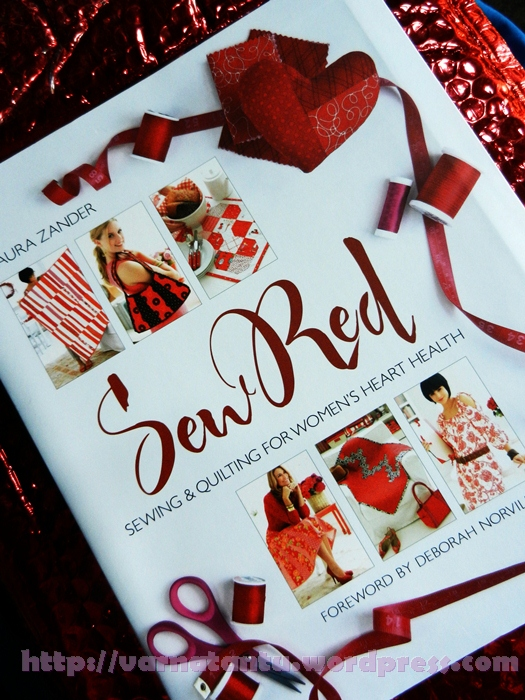 Sew Red - Sewing & Quilting for Women's Heart Health