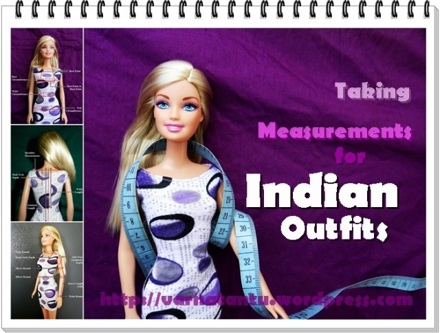 How to Take Measurements for Indian Outfits