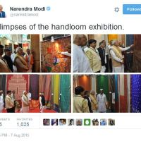 First National Handloom Day