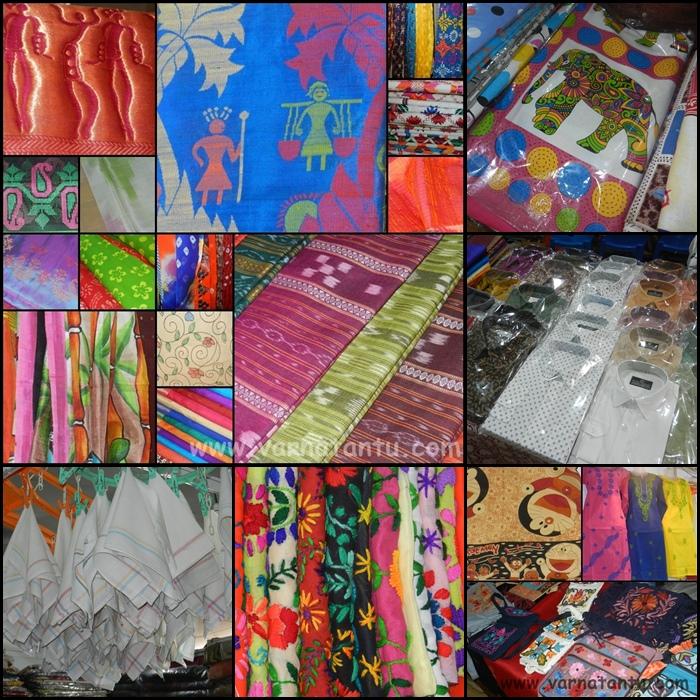 Fresh & Trendy Handloom Products at Khadi Utsav 2018 for all age groups of any gender