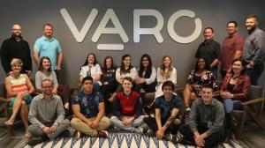 Varo customer service team