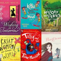 Top Ten: Books for Young Readers in 2018