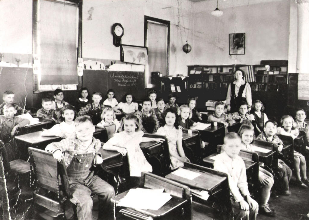 classrooms in the past