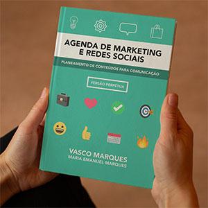 agenda marketing redes sociais