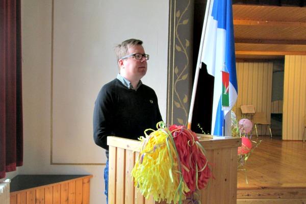 Mikko Aaltonen (Kuva: Katja Kotalampi)