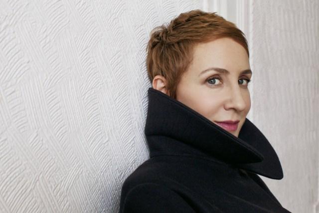 Yhdysvaltalainen jazzlaulaja Stacey Kent nousee Paperitorin avalle lauantai-iltana. Kuva: Warner.