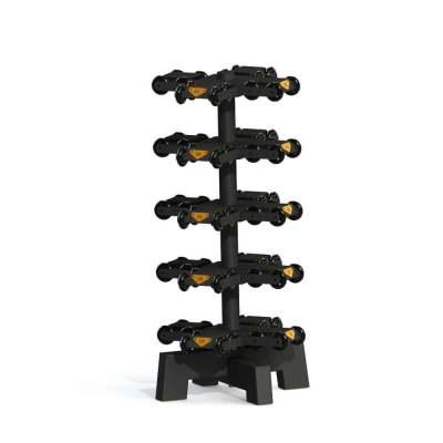 Vertical PHOENIX RP Dumbbell Rack