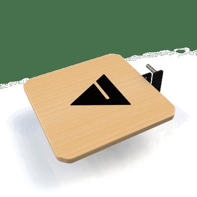 MAMBA Plyo Plattform (Holz)